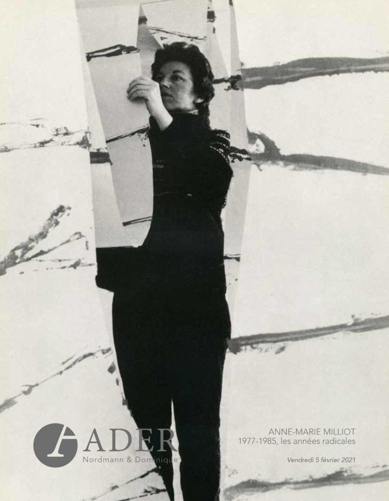 ANNE-MARIE MILLIOT - 1977-1985, LES ANNÉES RADICALES
